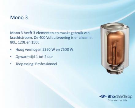 Plaatsen of vervangen elektrische boiler in Nieuwkerken, gratis offerte