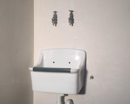 Renovatie sanitair