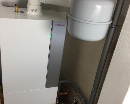 Verwarmingsketel vervangen regio Antwerpen