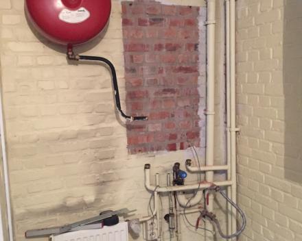 Verwarmingsketel vervangen regio Gent